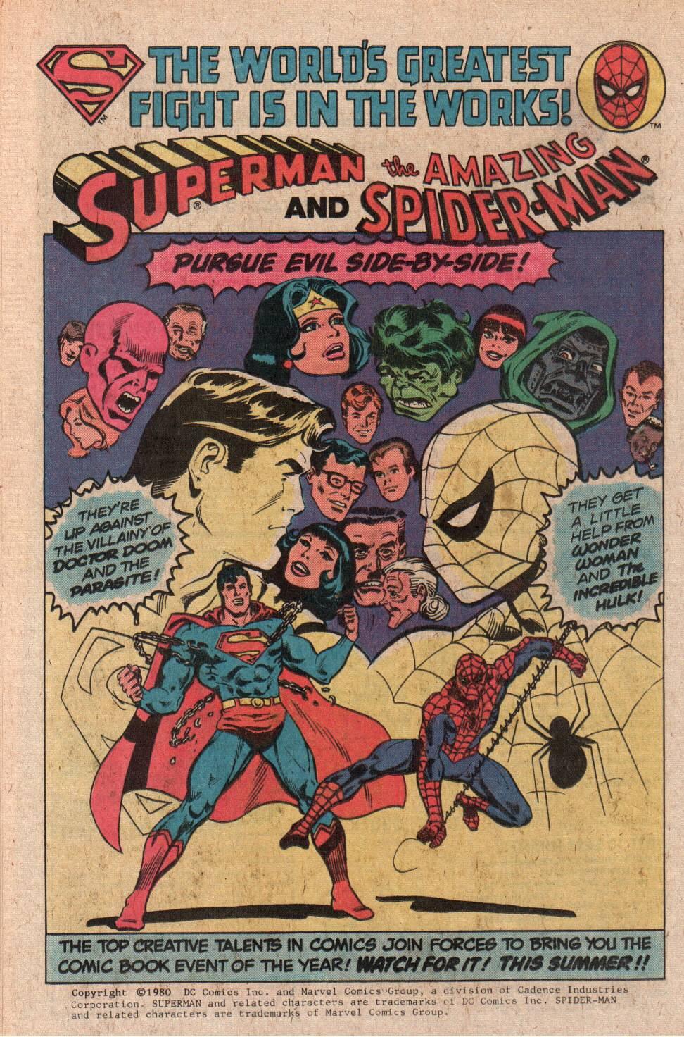 Read online Adventure Comics (1938) comic -  Issue #474 - 23