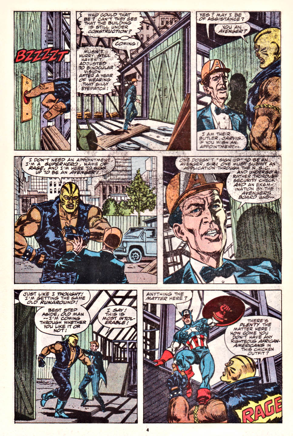 The Avengers (1963) 326 Page 4