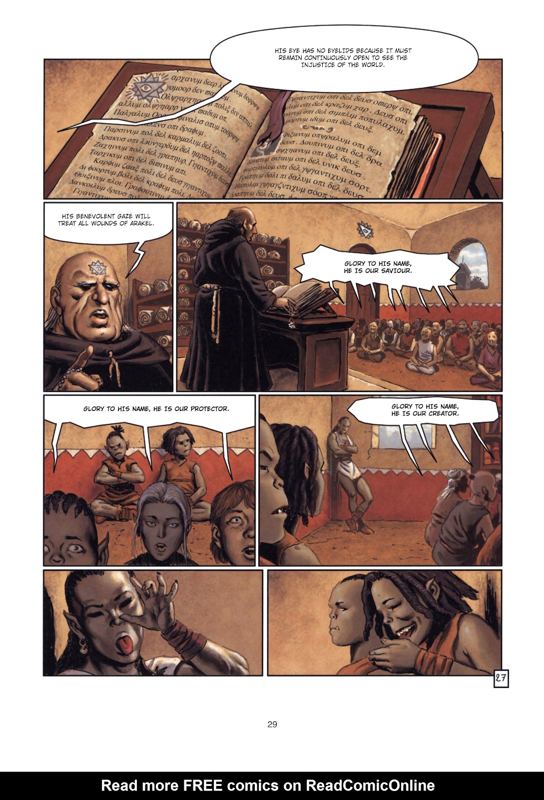 Read online Orks comic -  Issue #2 - 30