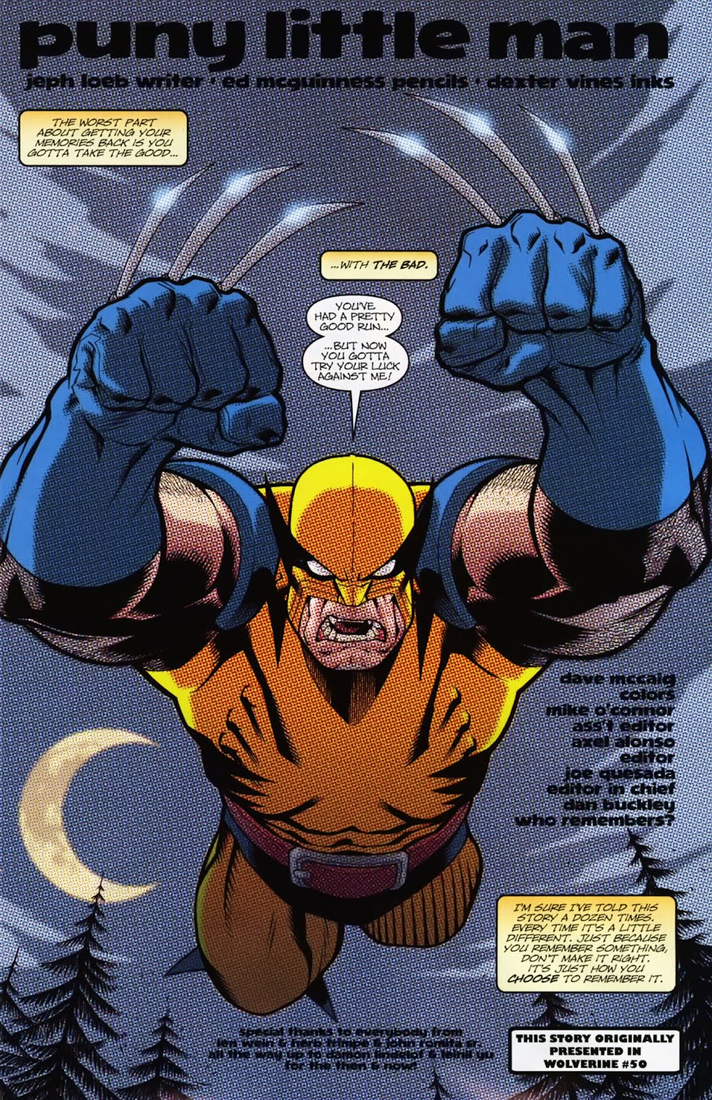 Read online Wolverine (2003) comic -  Issue #900 - 86
