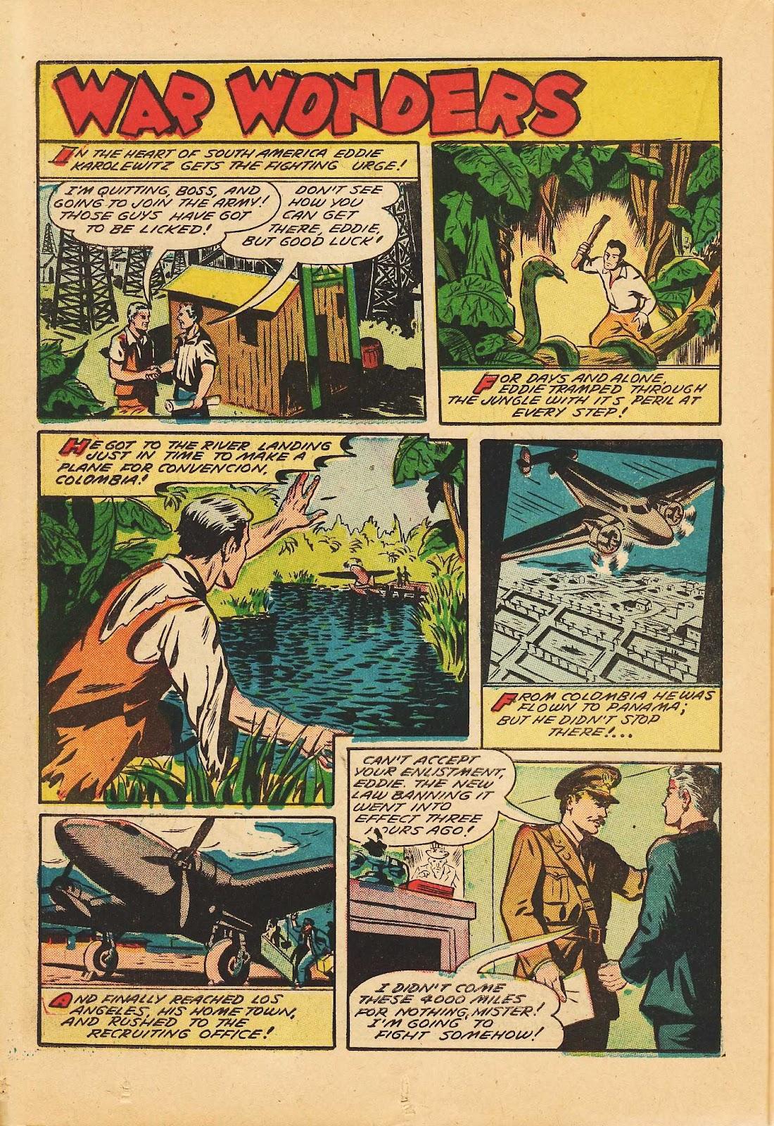 Super-Magician Comics issue 22 - Page 40