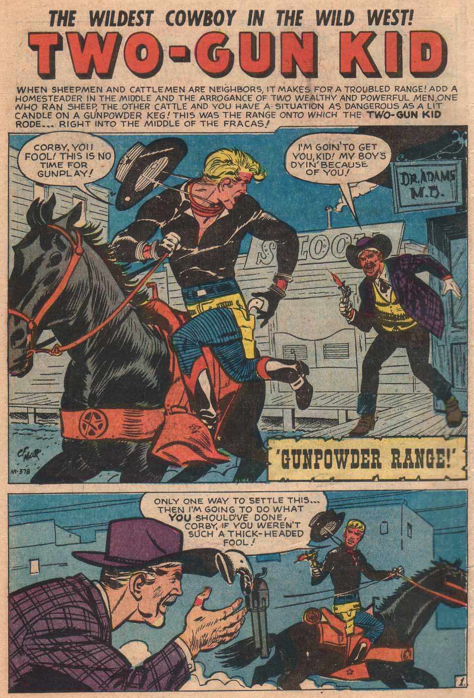 Read online Two-Gun Kid comic -  Issue #38 - 10