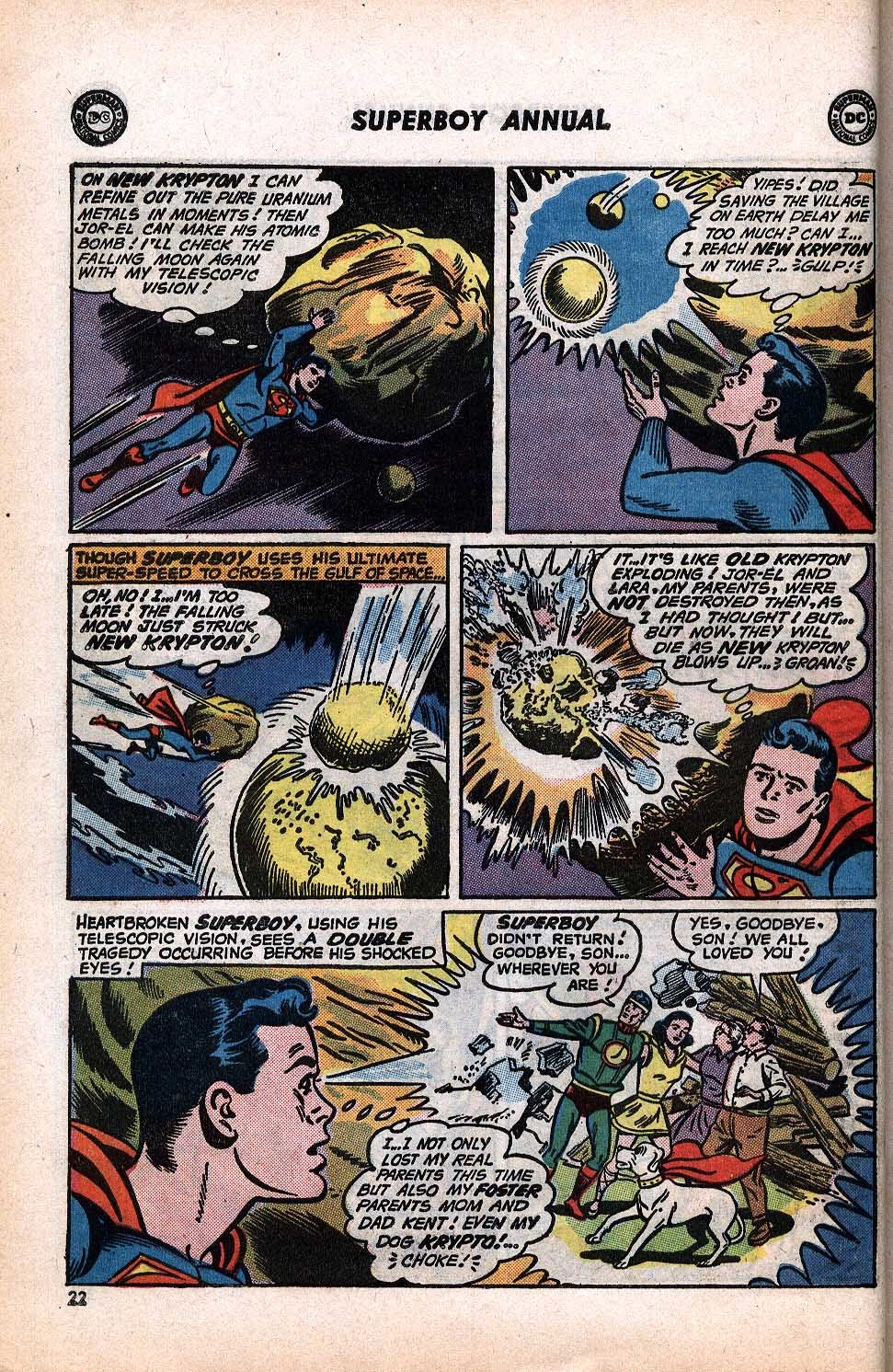 Superboy (1949) issue Annual 1 - Page 24