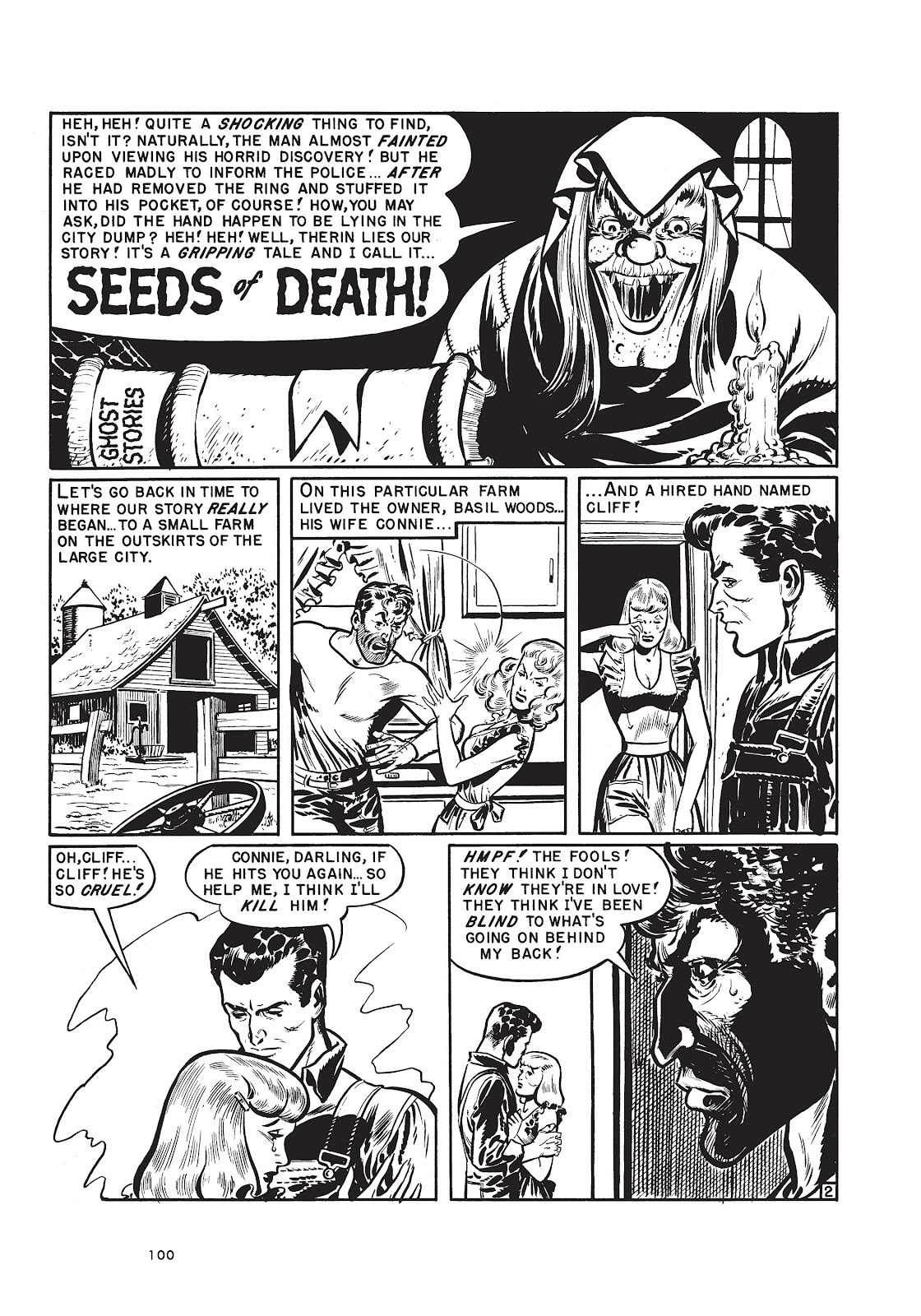 Read online Voodoo Vengeance and Other Stories comic -  Issue # TPB (Part 2) - 18