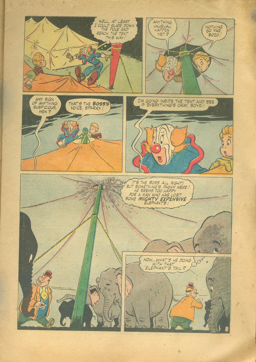 Four Color Comics issue 508 - Page 7