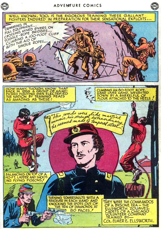 Read online Adventure Comics (1938) comic -  Issue #156 - 33