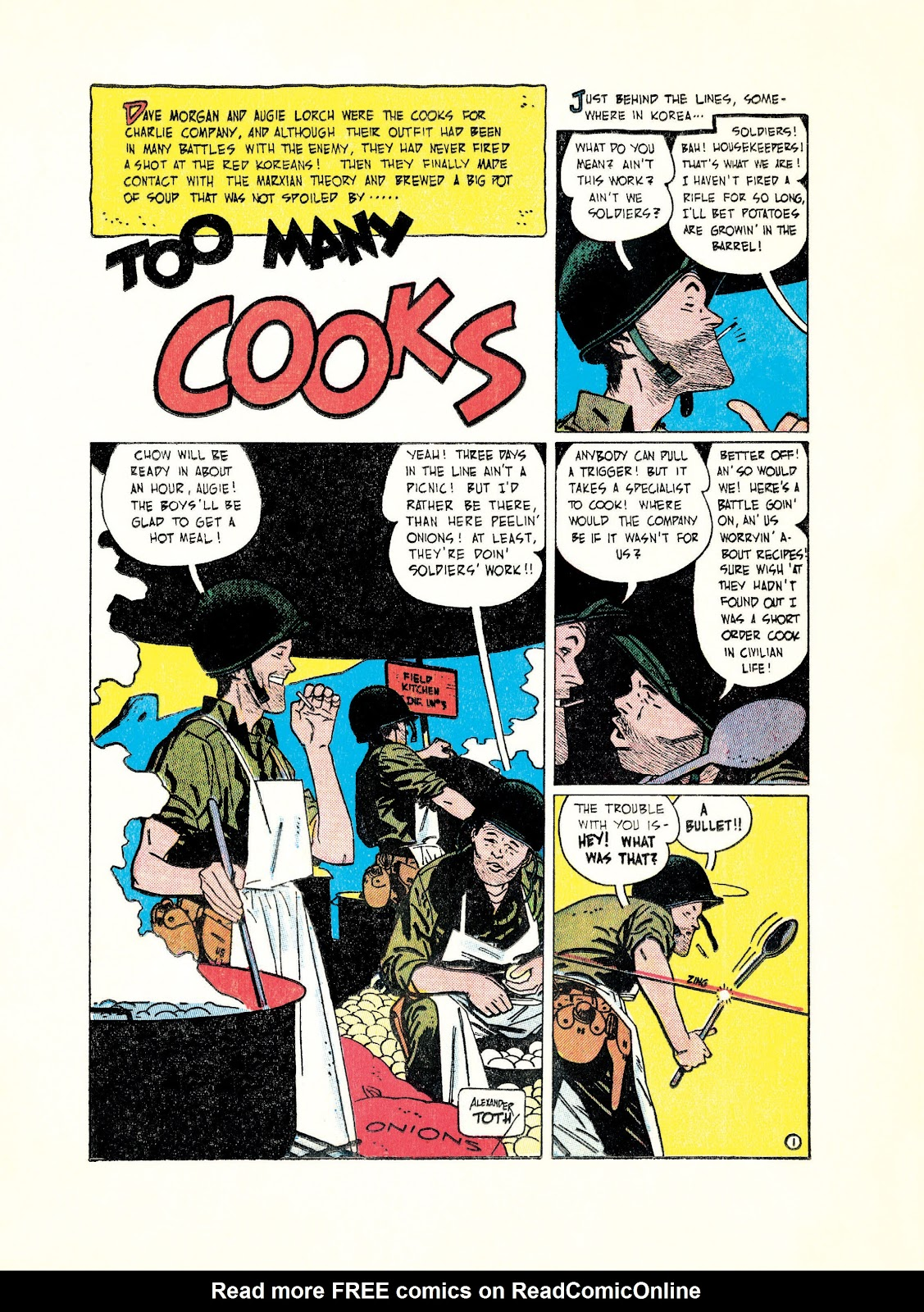 Read online Setting the Standard: Comics by Alex Toth 1952-1954 comic -  Issue # TPB (Part 2) - 47