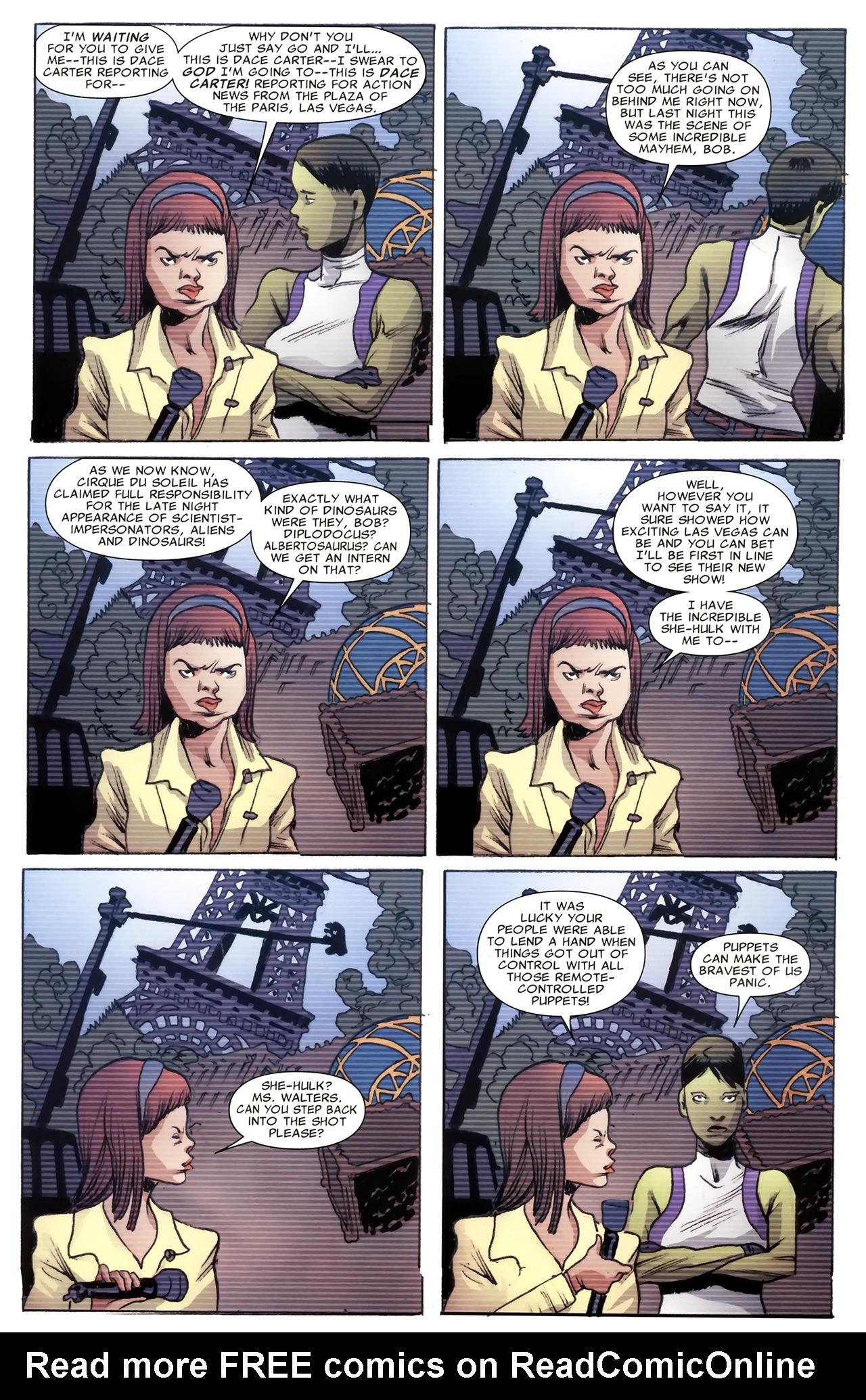 Read online Heralds comic -  Issue #2 - 5