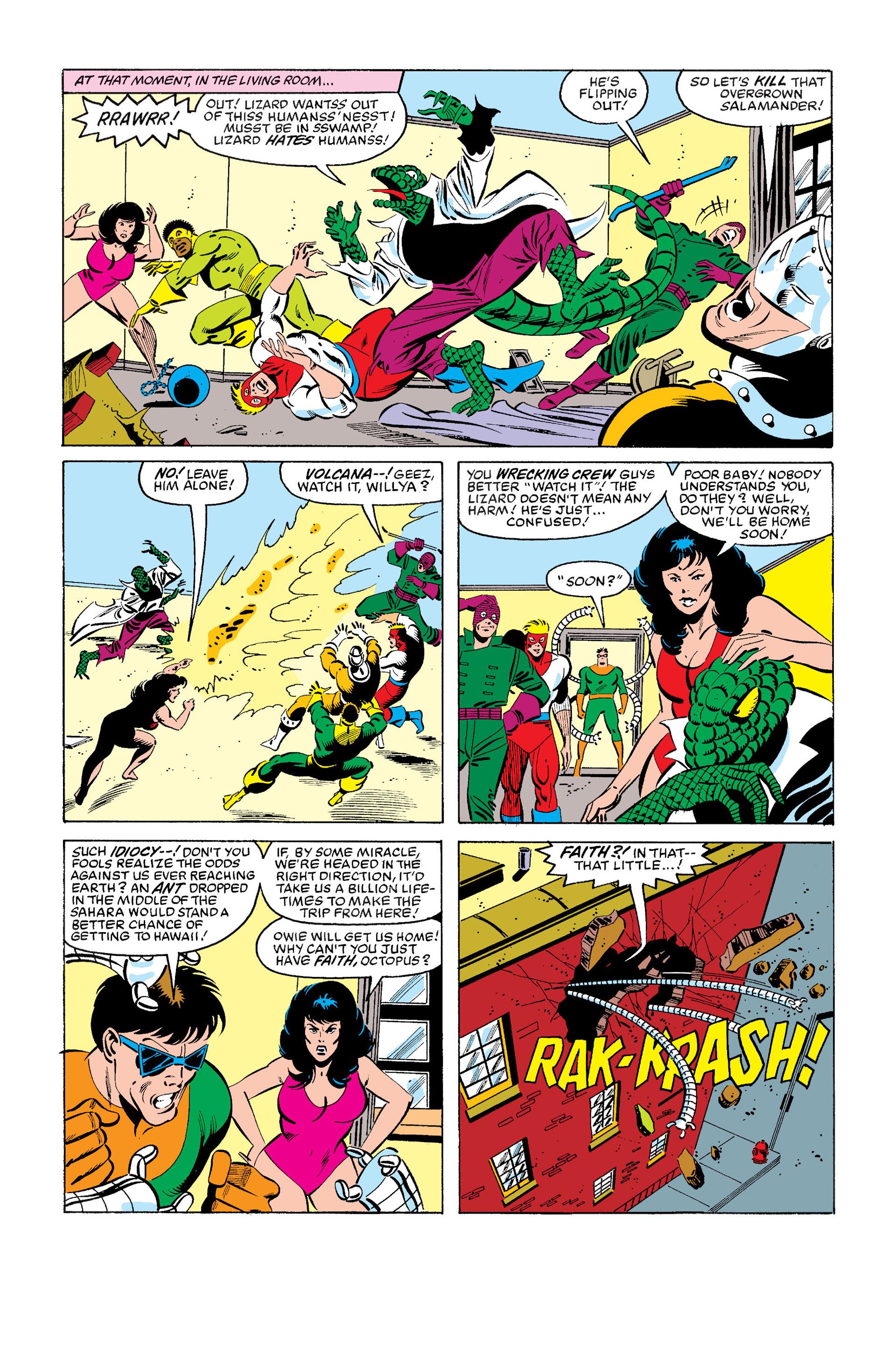 Read online Secret Wars (1985) comic -  Issue #12 - 9