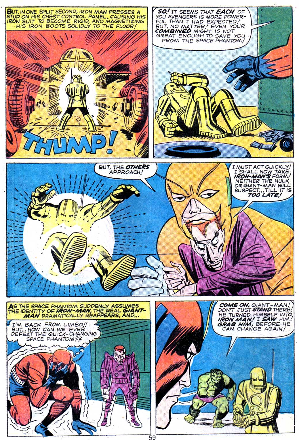 Giant-Size Avengers (1974) issue 3 - Page 61