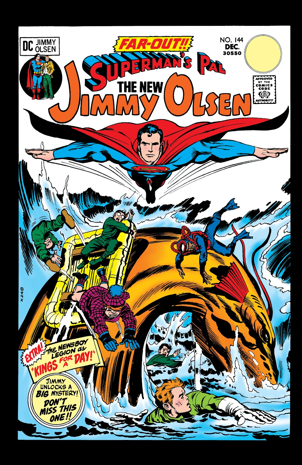 Read online Superman's Pal, Jimmy Olsen by Jack Kirby comic -  Issue # TPB (Part 3) - 39