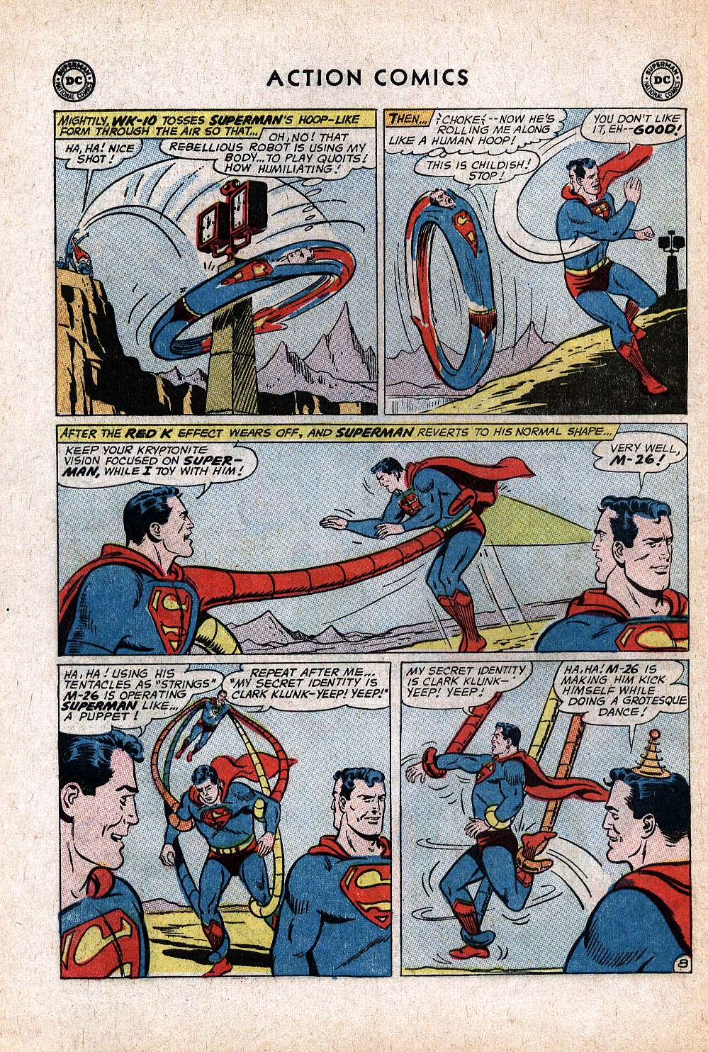 Read online Action Comics (1938) comic -  Issue #299 - 10