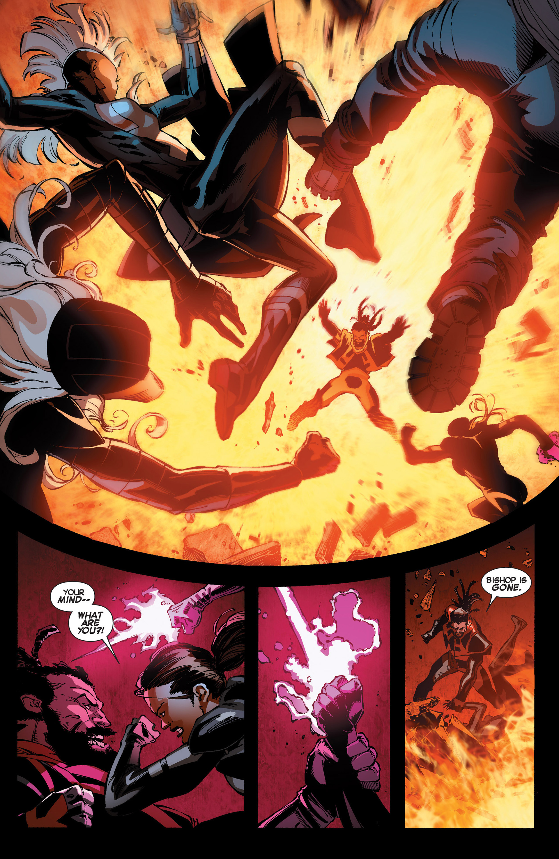 Read online Uncanny X-Force (2013) comic -  Issue #2 - 21