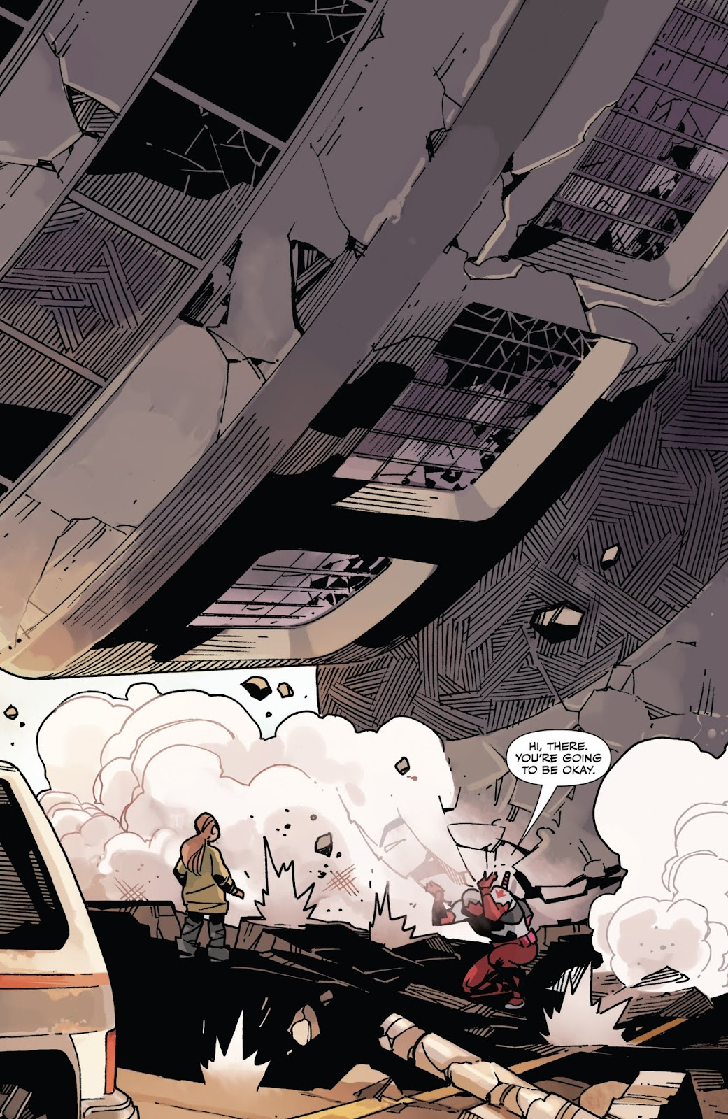 Captain Canuck: Invasion (Canada Day 2018) issue Full - Page 18