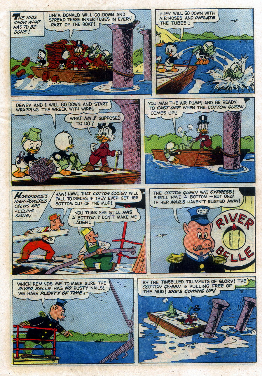 Read online Uncle Scrooge (1953) comic -  Issue #11 - 11