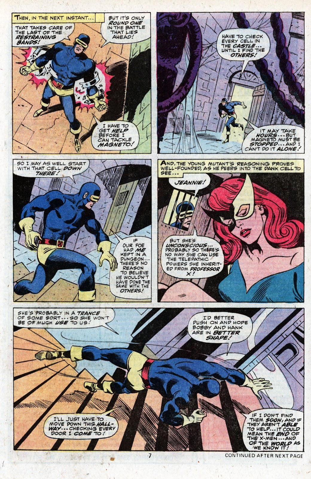 Marvel Triple Action (1972) issue 45 - Page 9