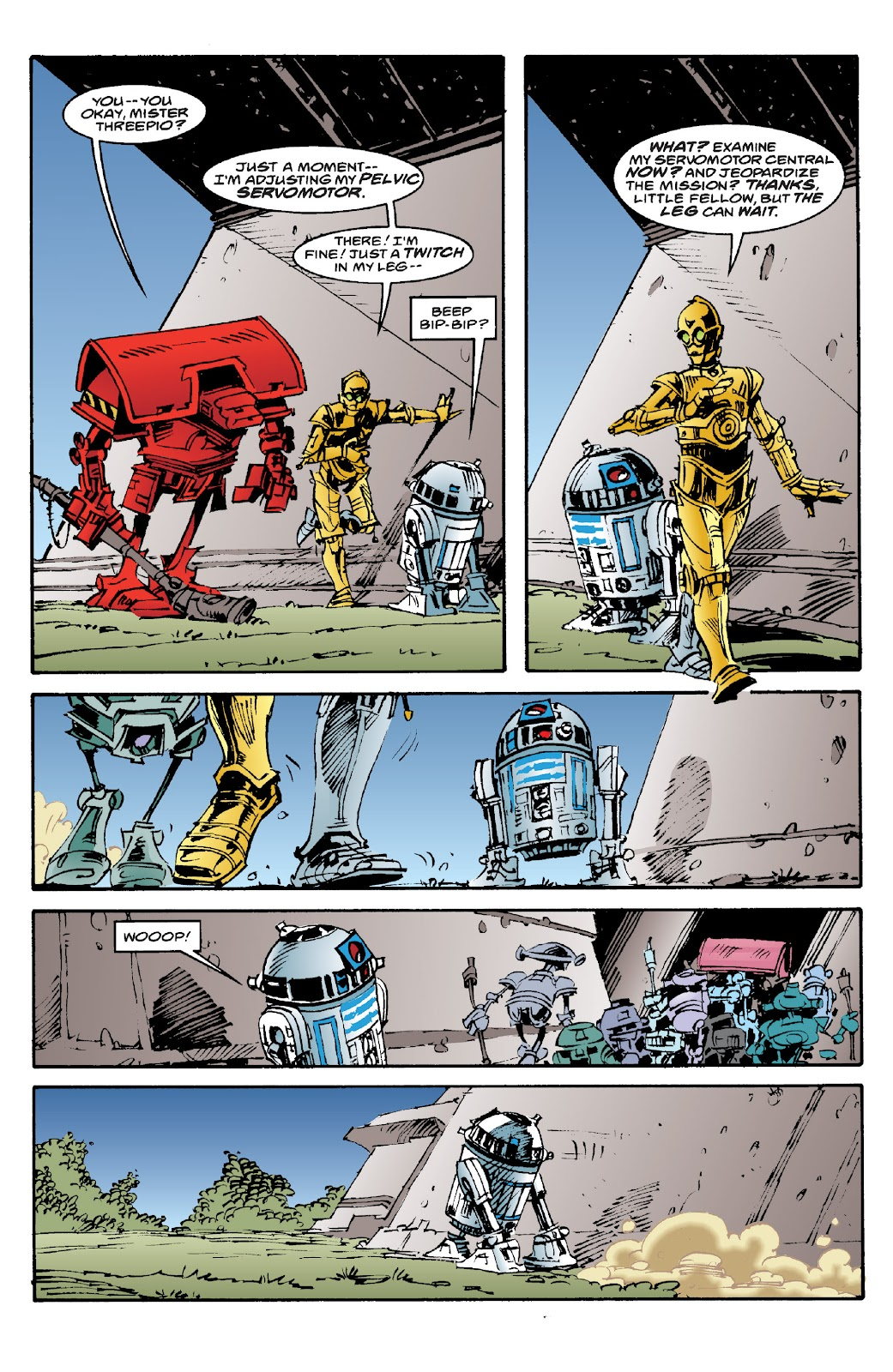 Read online Star Wars Legends Epic Collection: The Empire comic -  Issue # TPB 5 (Part 3) - 71