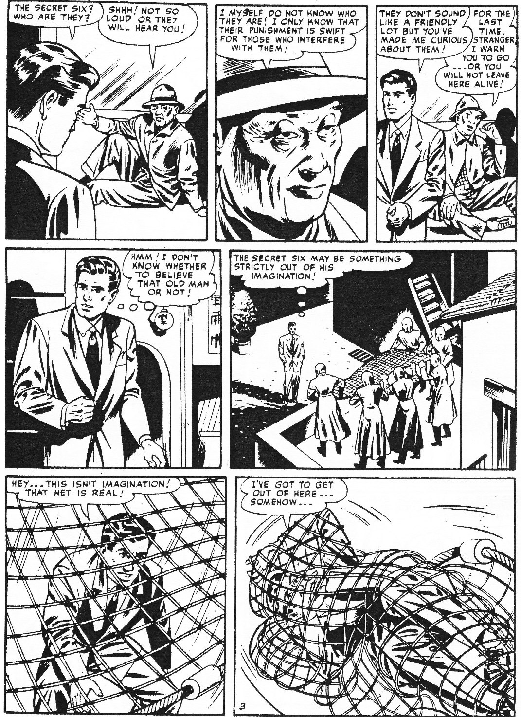 Read online Men of Mystery Comics comic -  Issue #76 - 23