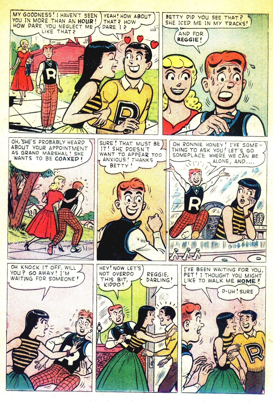 Read online Archie's Girls Betty and Veronica comic -  Issue #27 - 20