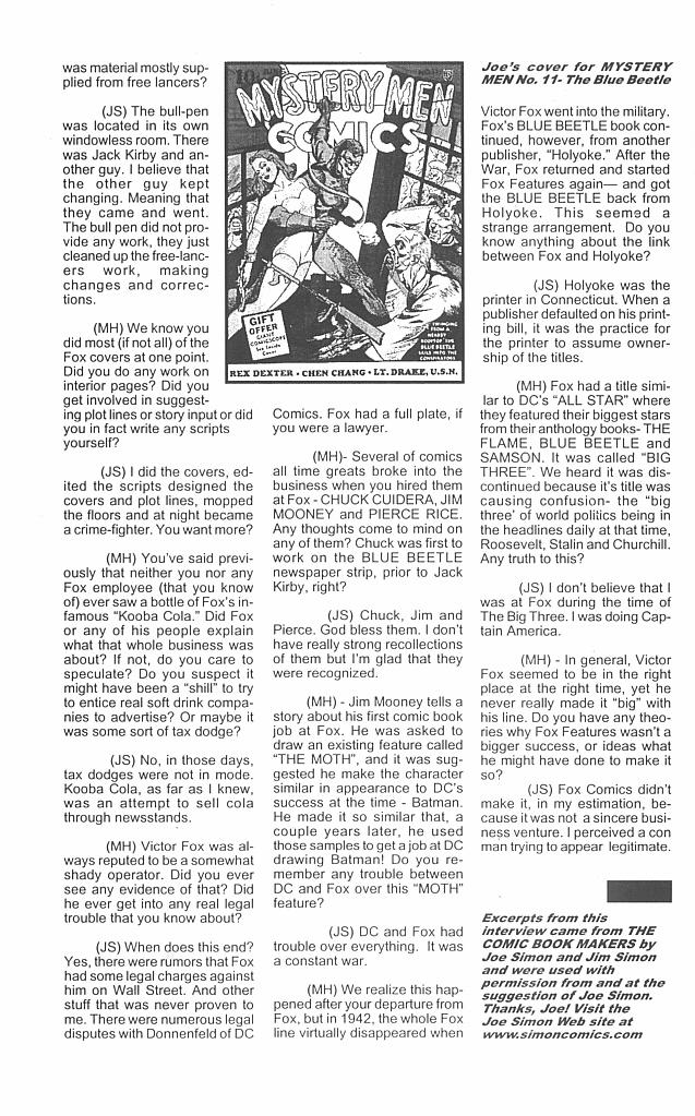 Read online Men of Mystery Comics comic -  Issue #17 - 27