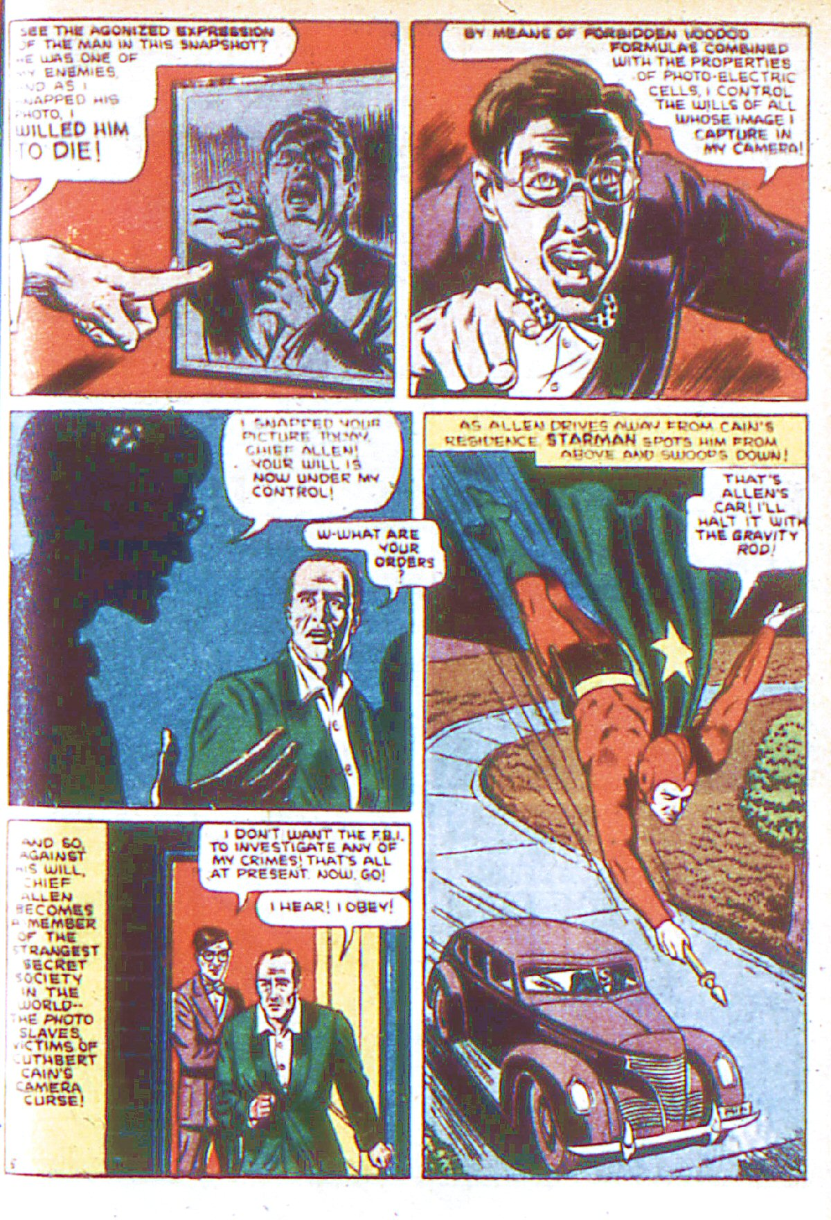 Read online Adventure Comics (1938) comic -  Issue #66 - 8