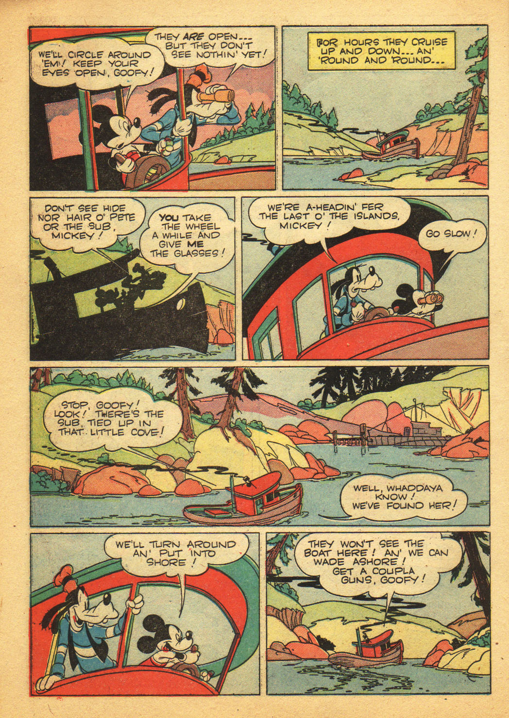 Four Color Comics issue 141 - Page 14