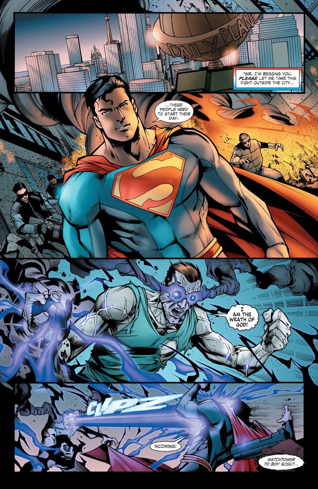 Read online Smallville Season 11 [II] comic -  Issue # TPB 8 - 49