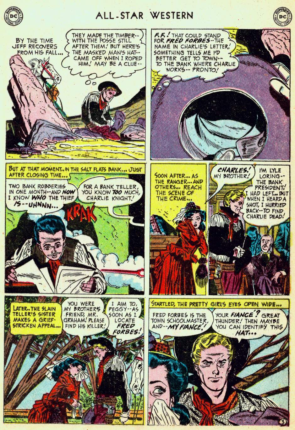 Read online All-Star Western (1951) comic -  Issue #63 - 13