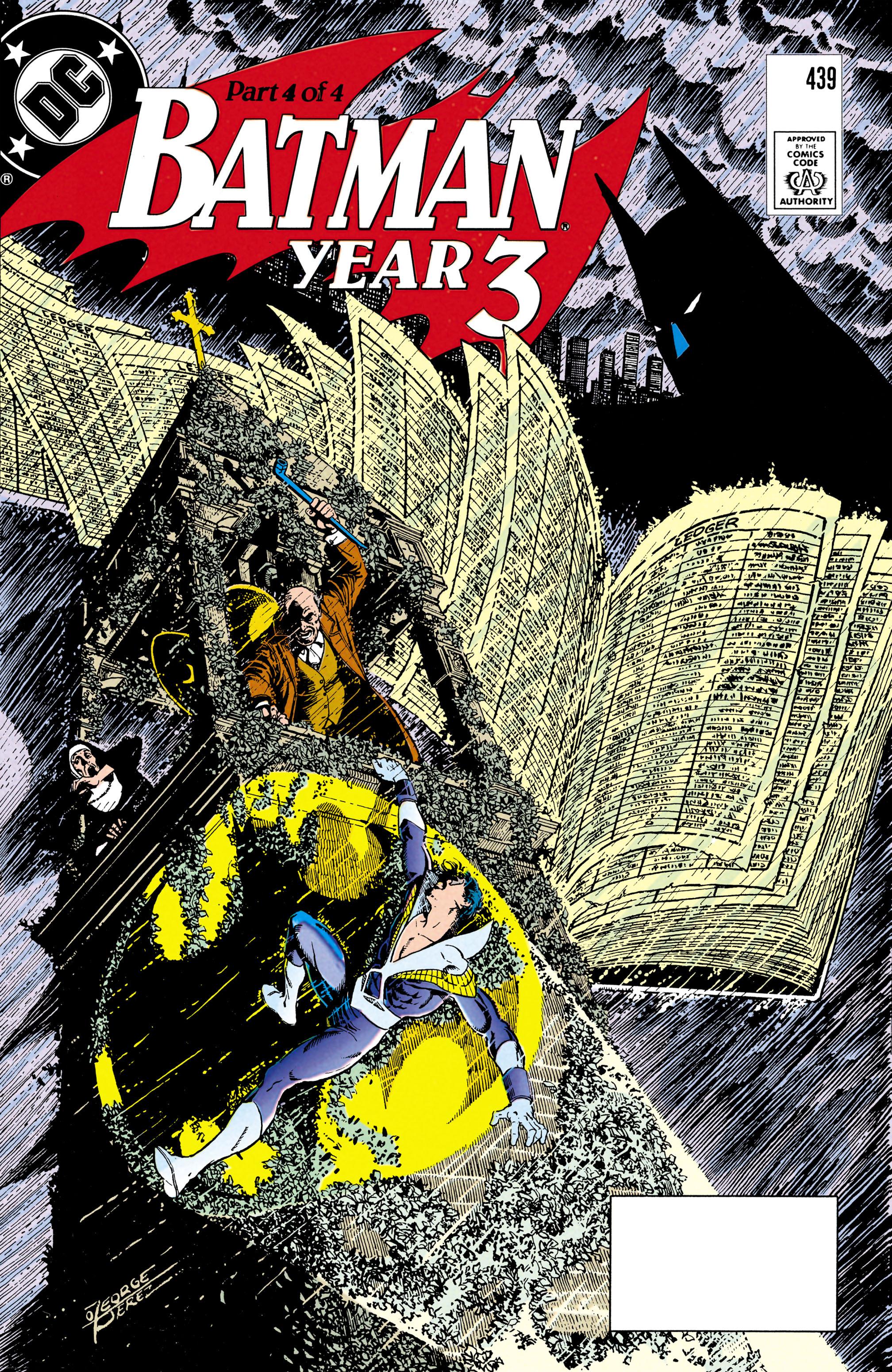 Batman (1940) 439 Page 1
