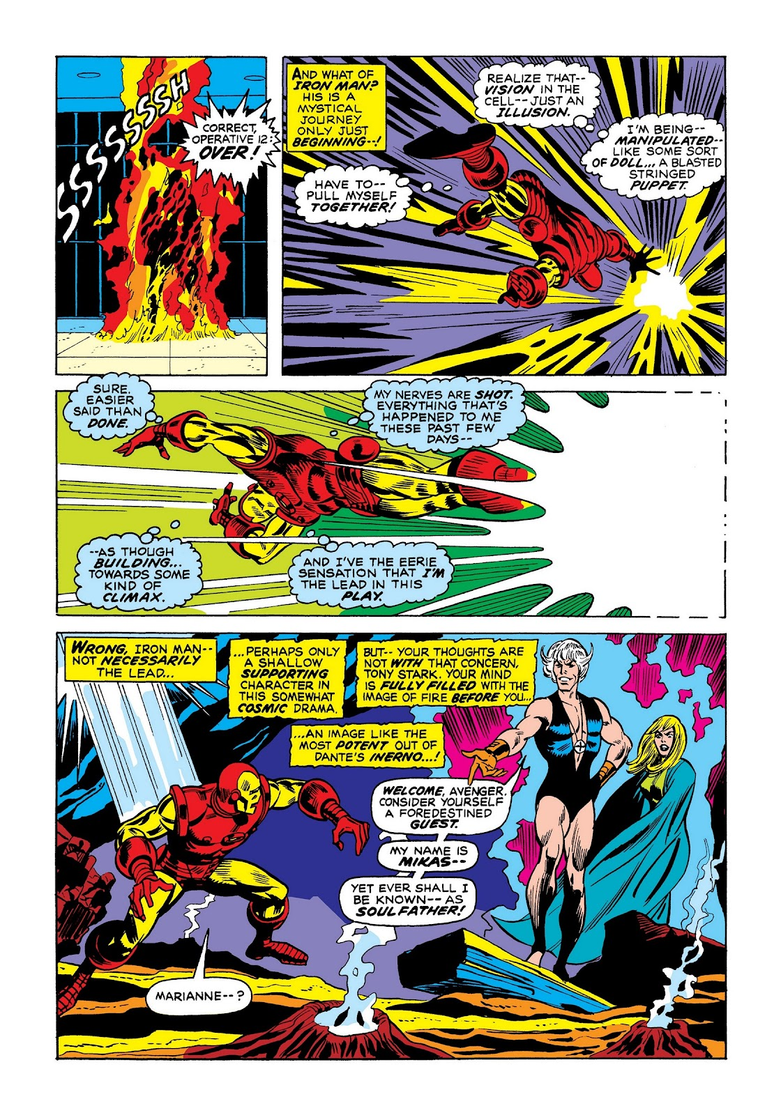 Read online Marvel Masterworks: The Invincible Iron Man comic -  Issue # TPB 8 (Part 1) - 81