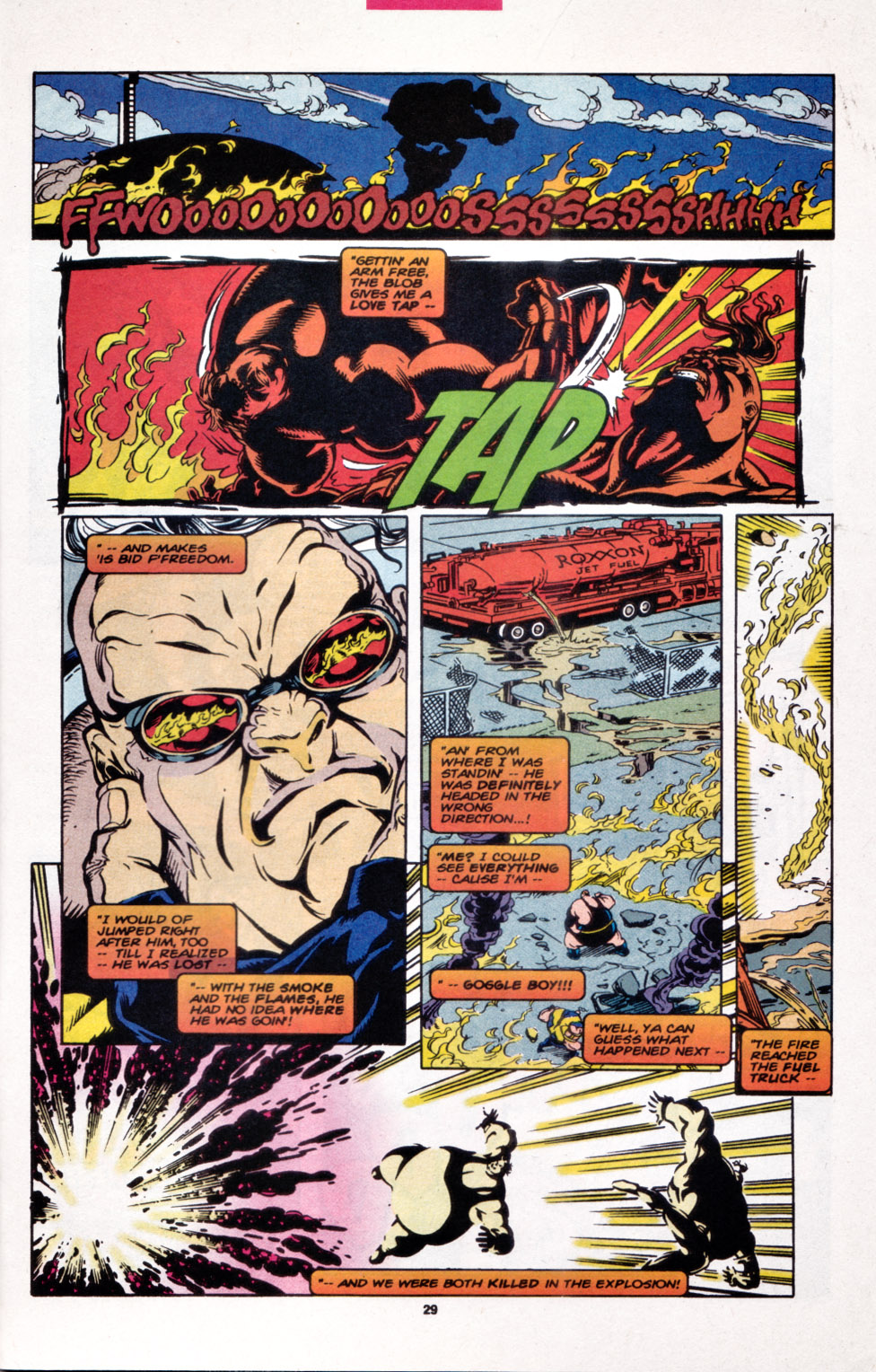 Read online X-Factor (1986) comic -  Issue #107 - 20