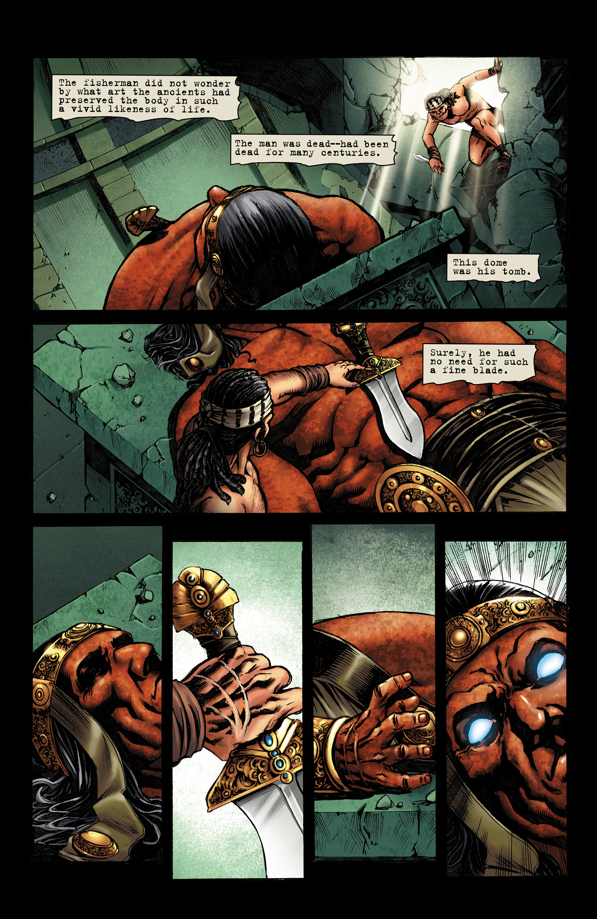 Read online Conan The Slayer comic -  Issue #8 - 5