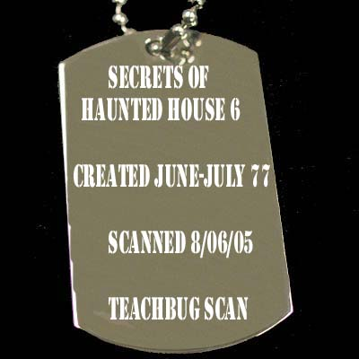 Read online Secrets of Haunted House comic -  Issue #6 - 1