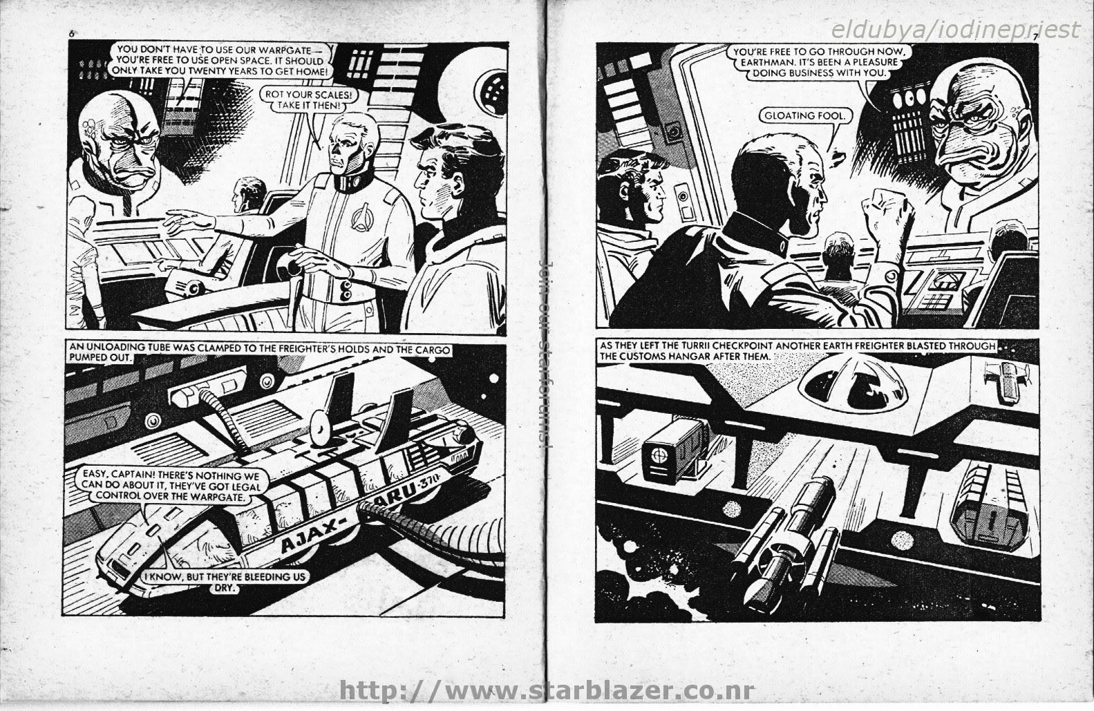 Starblazer issue 60 - Page 5