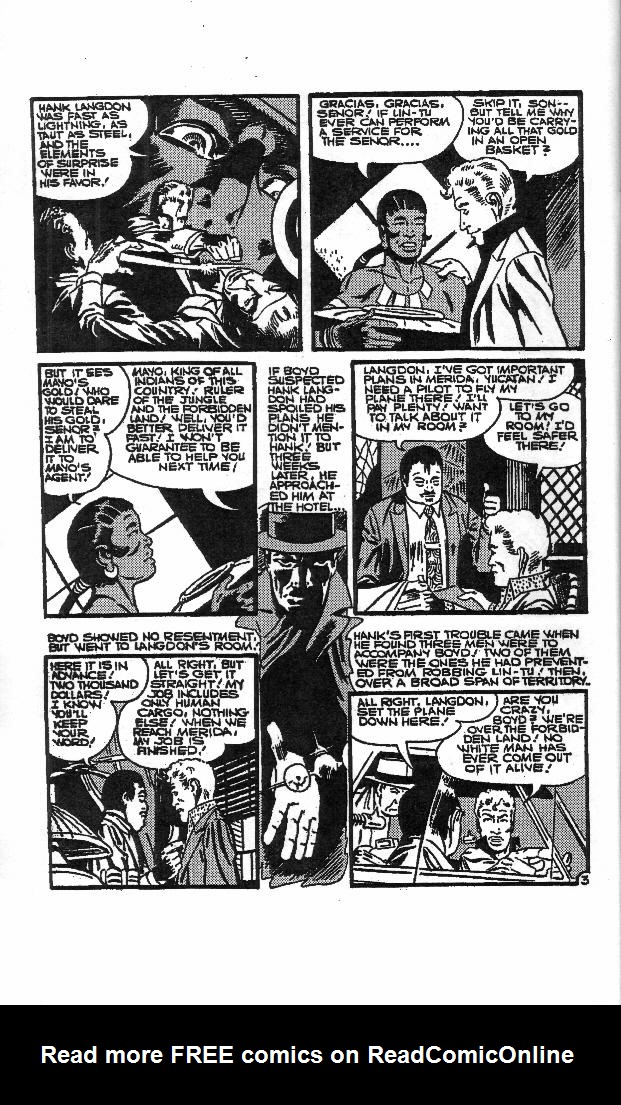 Read online Men of Mystery Comics comic -  Issue #45 - 42
