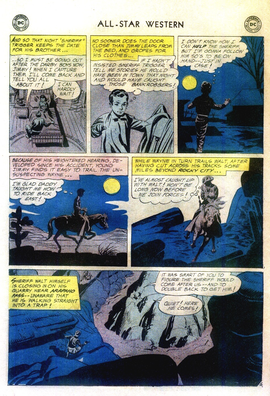 Read online All-Star Western (1951) comic -  Issue #111 - 30
