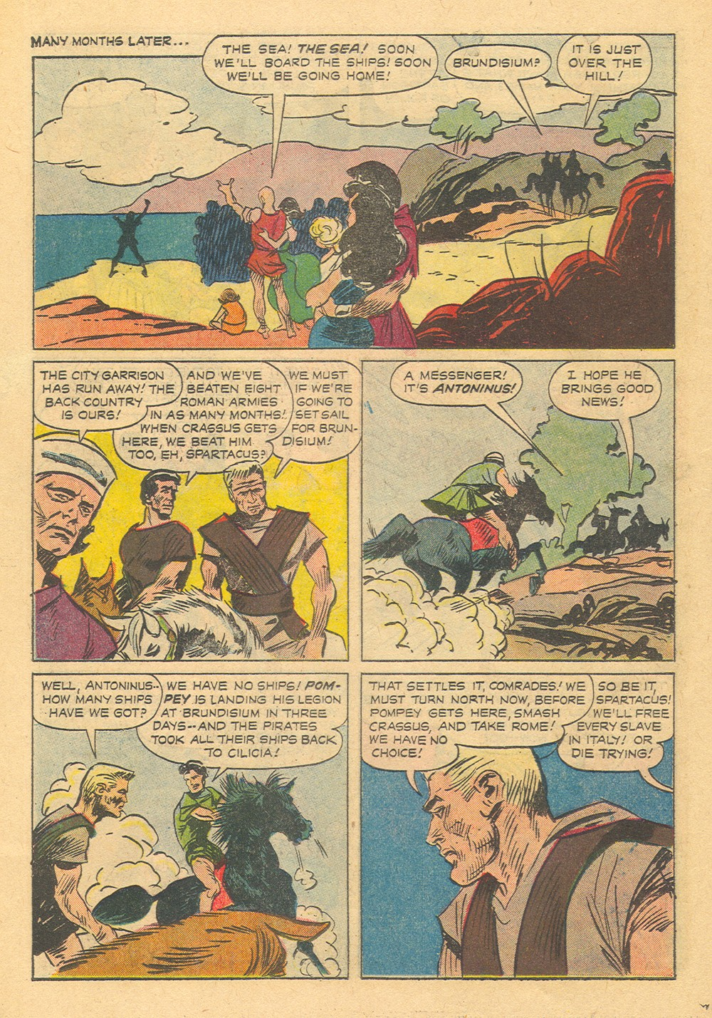 Four Color Comics issue 1139 - Page 22