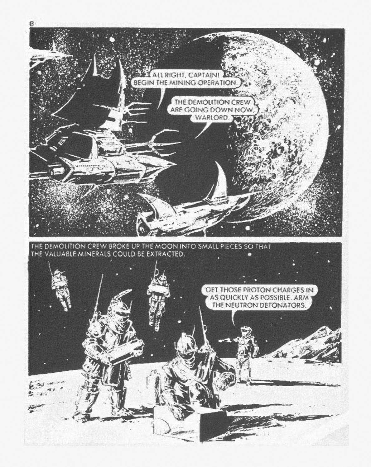 Starblazer issue 29 - Page 8