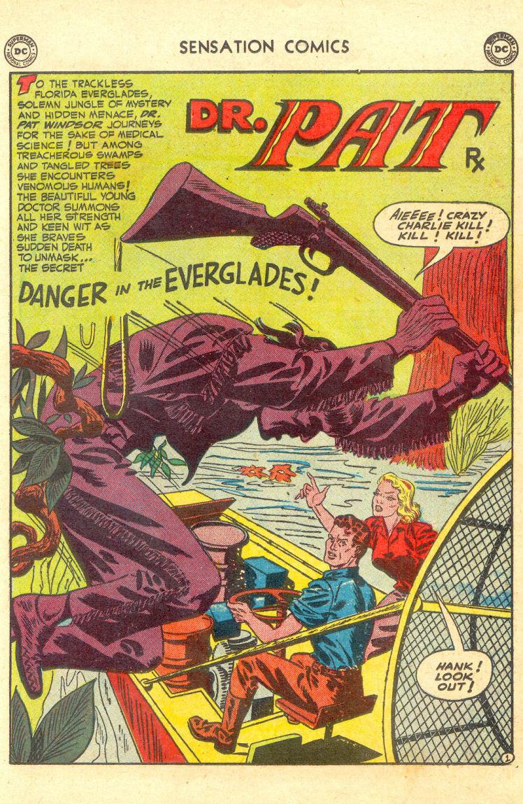 Read online Sensation (Mystery) Comics comic -  Issue #105 - 17