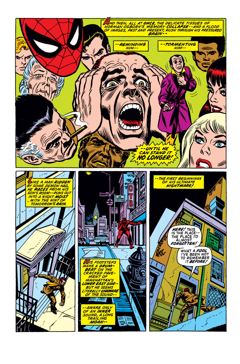 The Amazing Spider-Man (1963) 121 Page 10