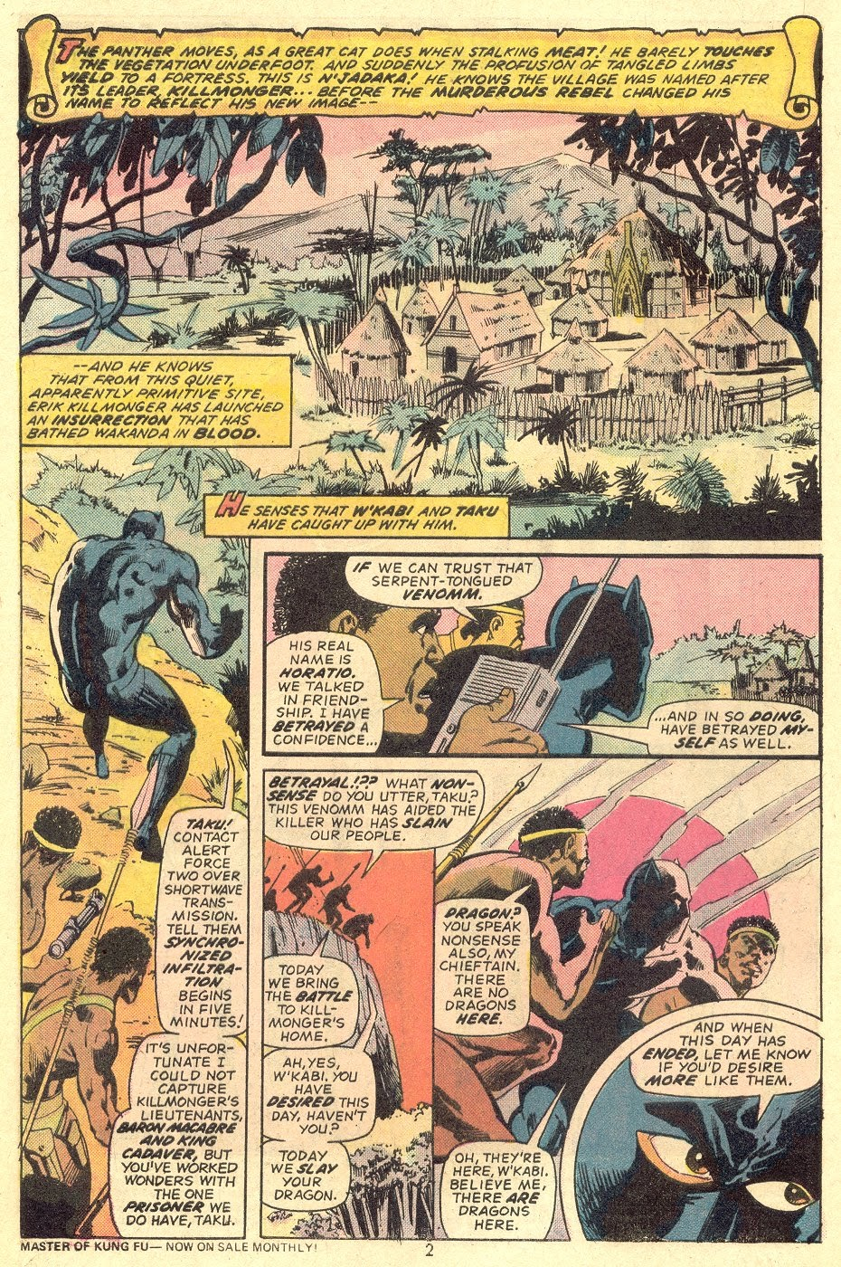 Jungle Action (1972) issue 11 - Page 4