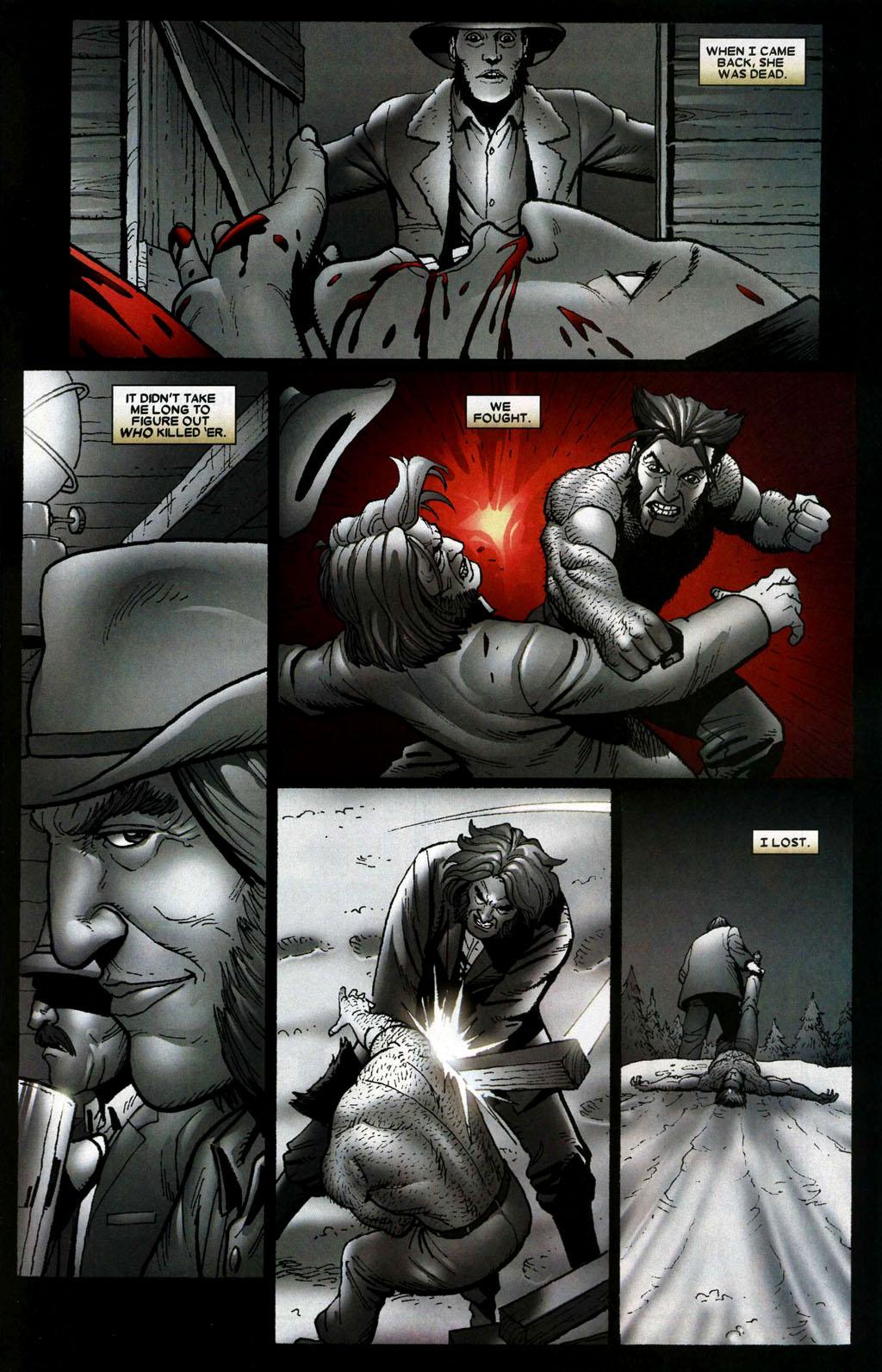 Read online Wolverine: Origins comic -  Issue #5 - 14