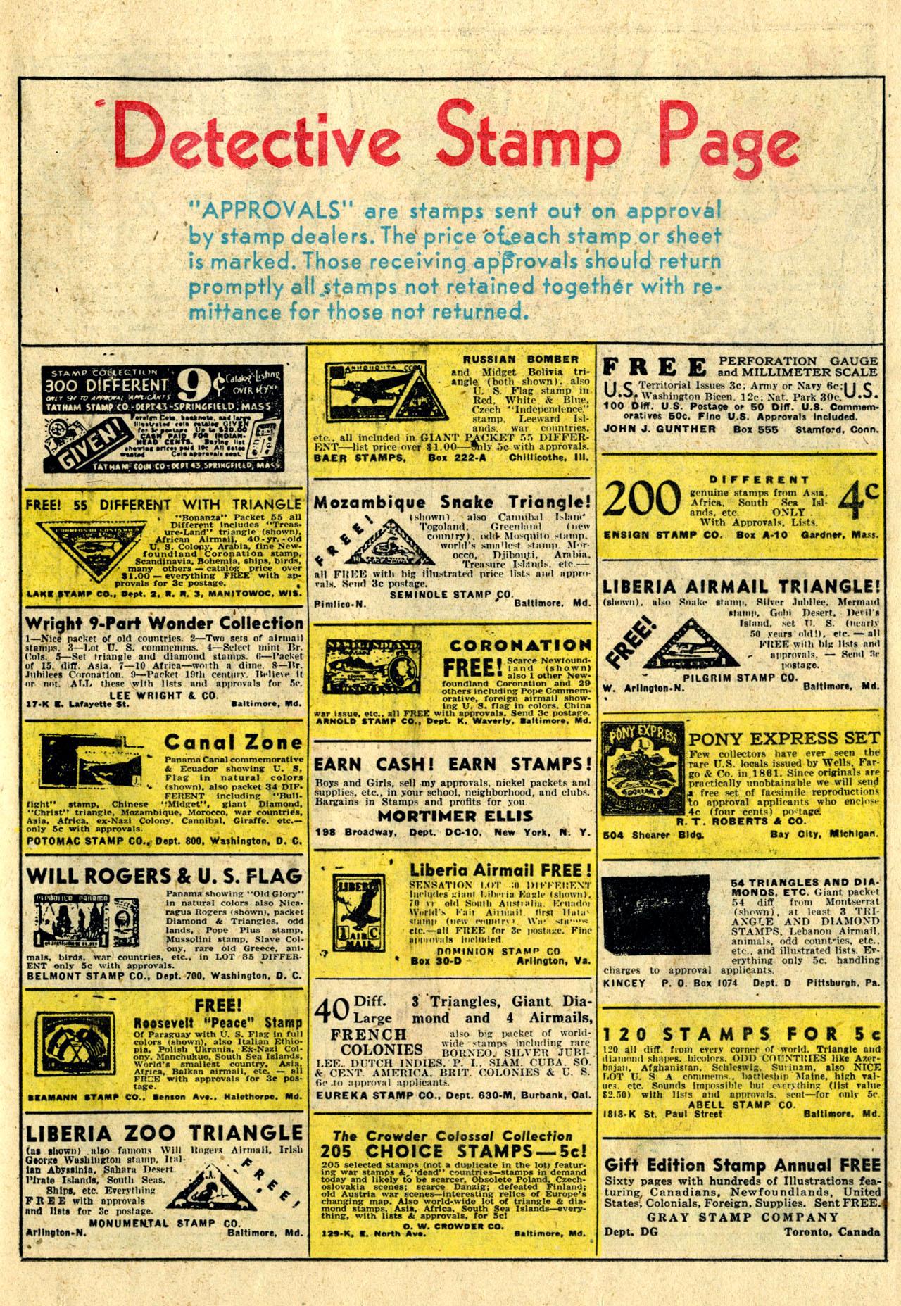 Read online Detective Comics (1937) comic -  Issue #44 - 51