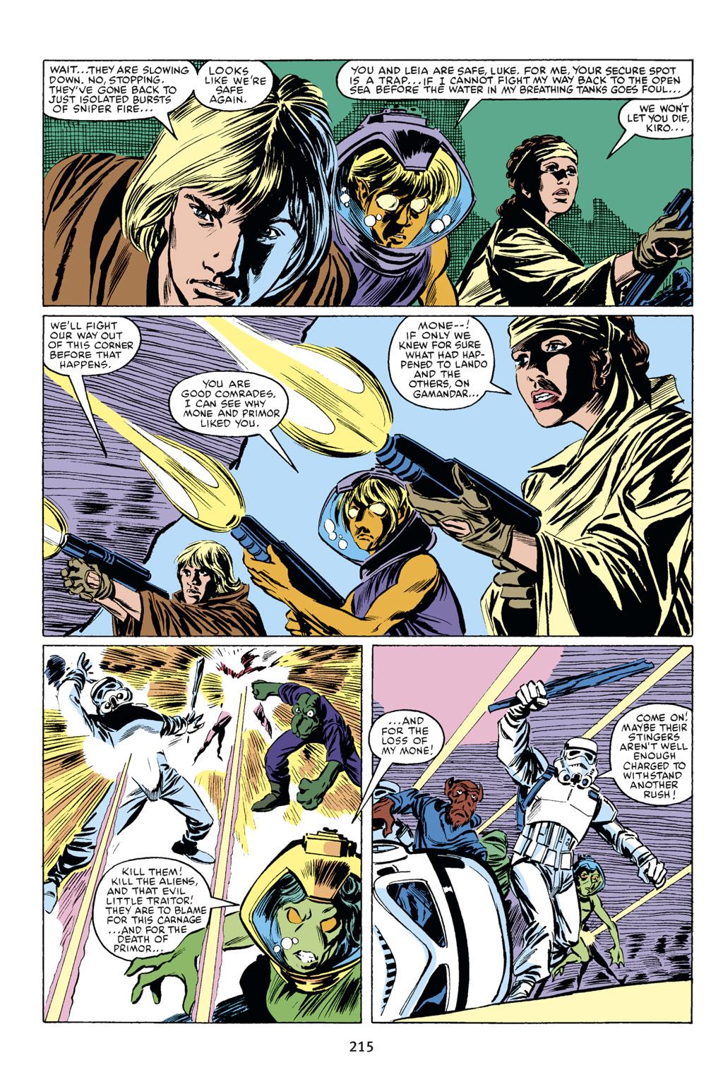 Read online Star Wars Omnibus comic -  Issue # Vol. 18 - 202