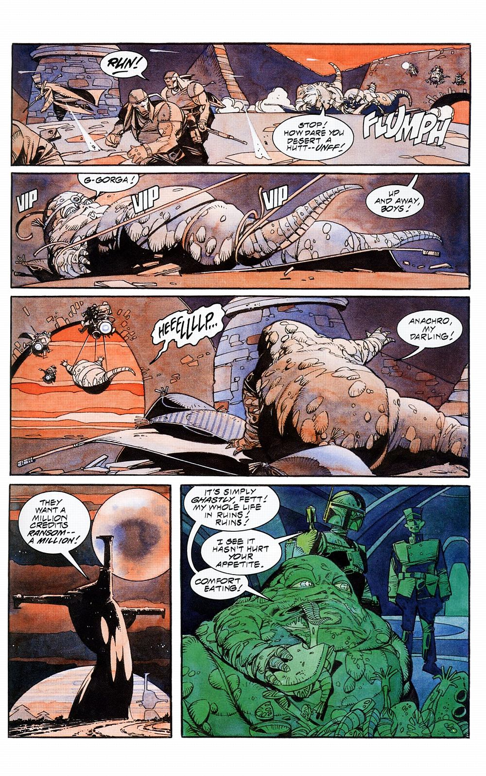 Read online Star Wars Omnibus comic -  Issue # Vol. 12 - 385