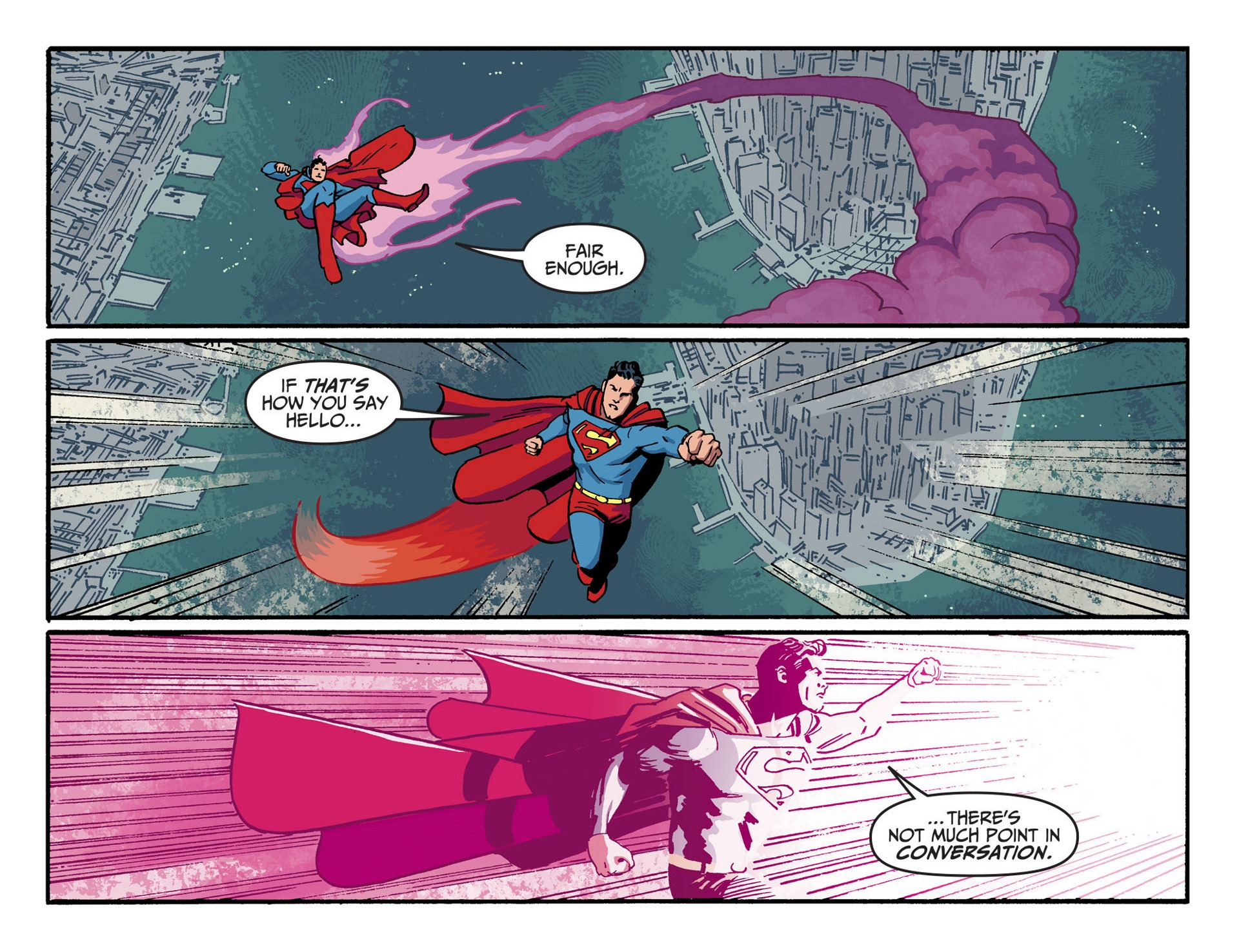 Read online Adventures of Superman [I] comic -  Issue #45 - 7