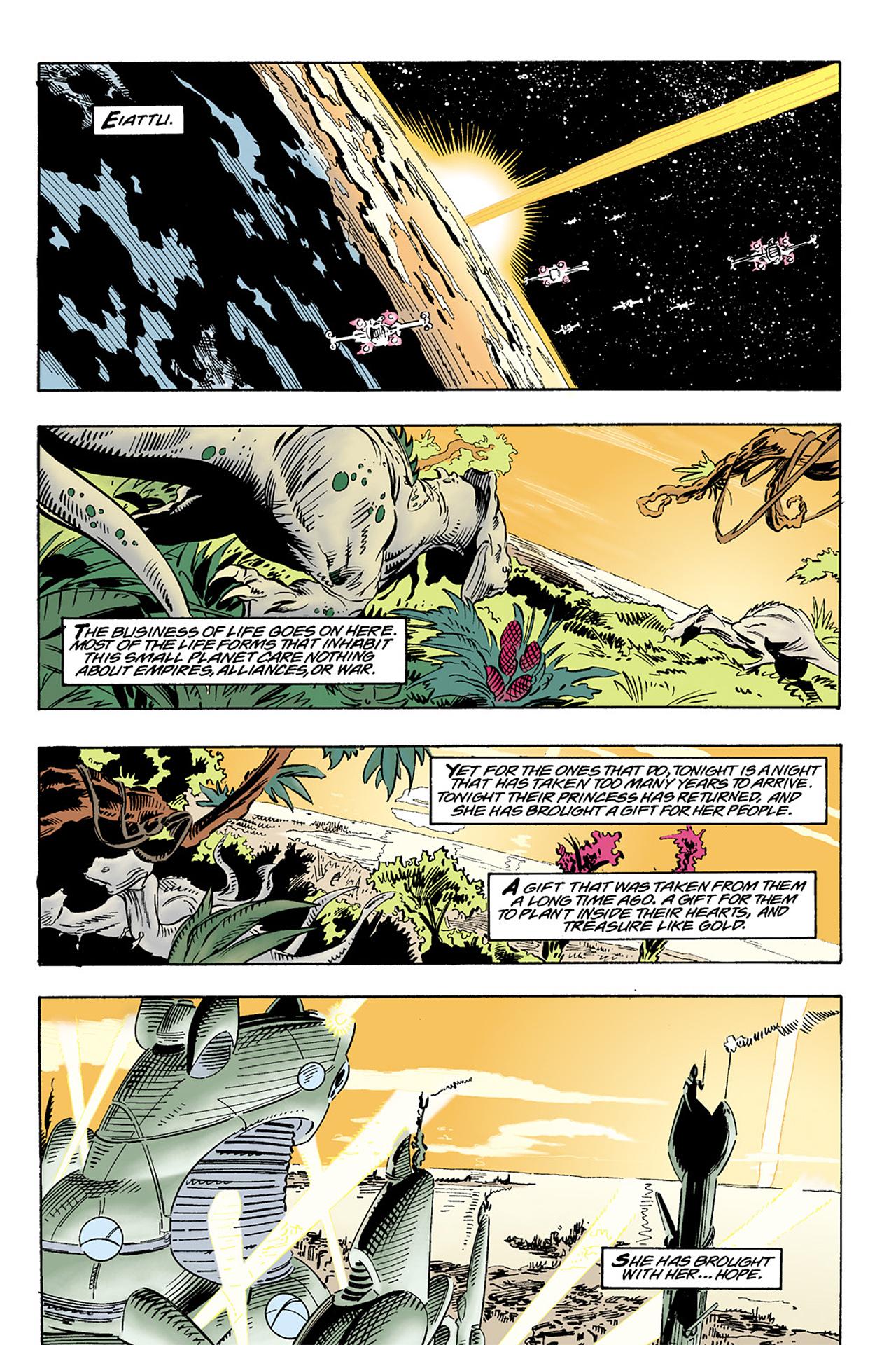 Read online Star Wars Omnibus comic -  Issue # Vol. 2 - 138