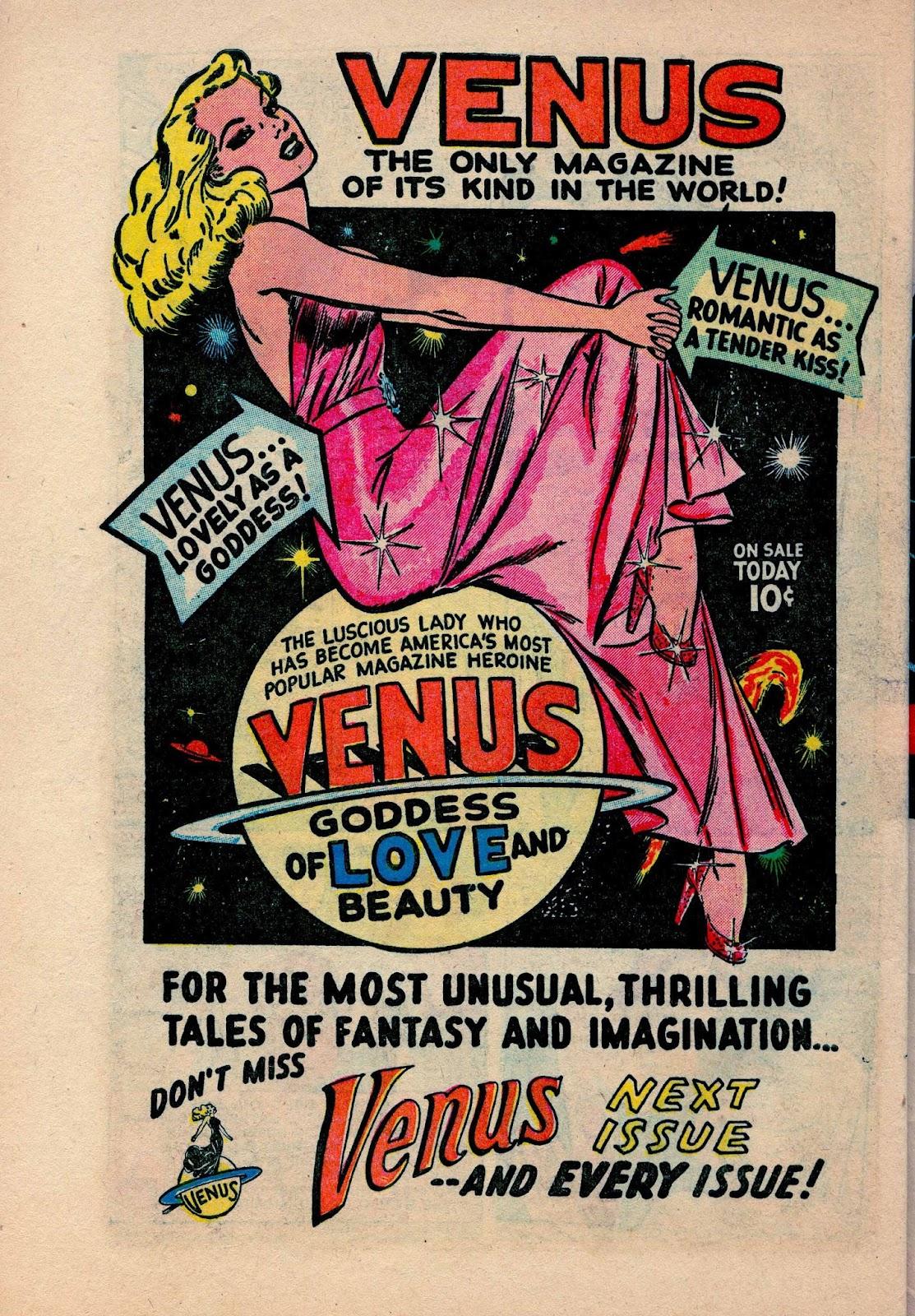 Venus (1948) issue 9 - Page 44