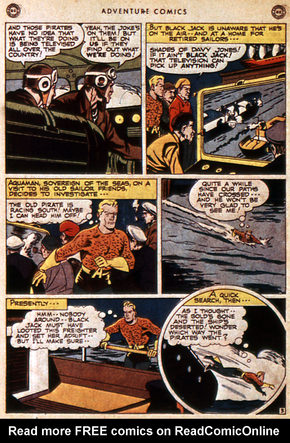 Read online Adventure Comics (1938) comic -  Issue #112 - 44