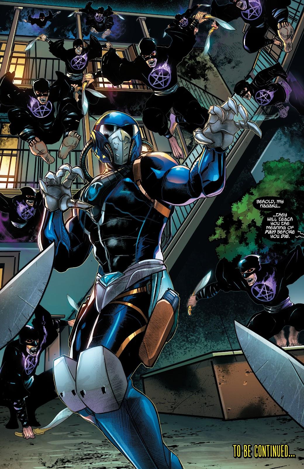 Read online Zodiac comic -  Issue #1 - 29